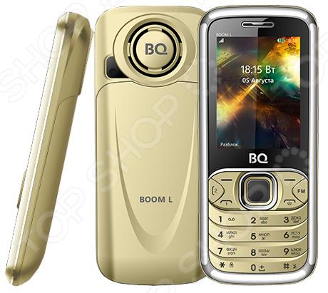 Телефон мобильный BQ BOOM L bq 2427 boom l gray