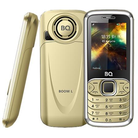 Телефон мобильный BQ «БУМ Л»