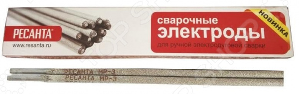 Набор электродов Ресанта МР-3 Ф3,0