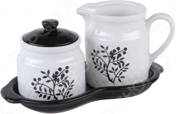 Zakazat.ru: Сахарница и молочник Rosenberg RCE-095001-3