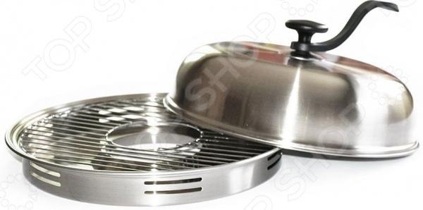 Сковорода Гриль-газ D-510