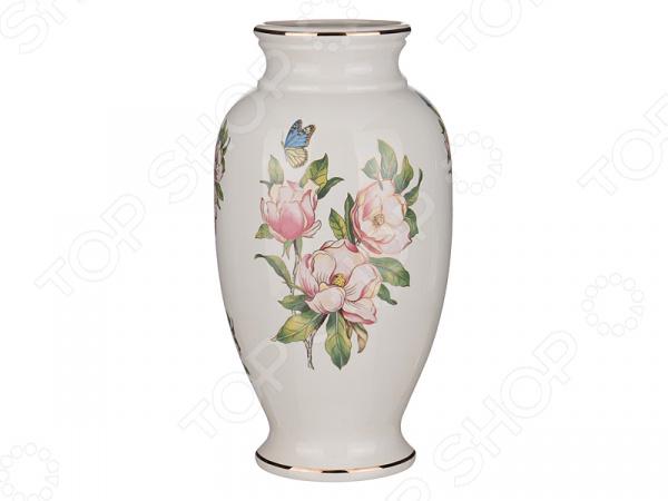 Ваза декоративная «Ирис бабочки» ваза настольная арти м 20х18 см ирис 327 048