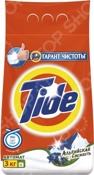 Порошок стиральный TIDE «Альпийская свежесть»