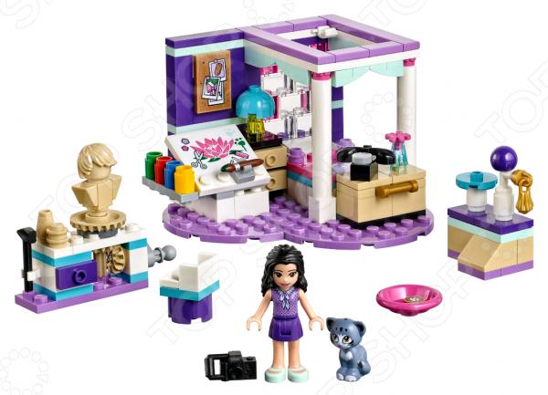 Конструктор игровой LEGO Friends «Роскошная комната Эммы»