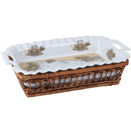 Купить Блюдо сервировочное Rosenberg RCE-035027