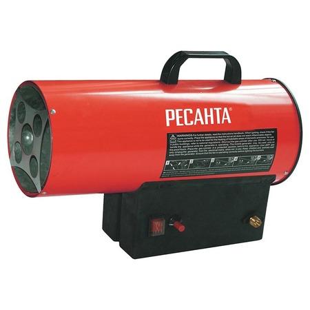 Купить Пушка тепловая газовая Ресанта ТГП-10000
