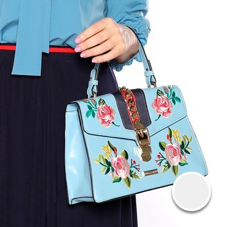 Купить Сумка Laura Amatti «Цветочное настроение»