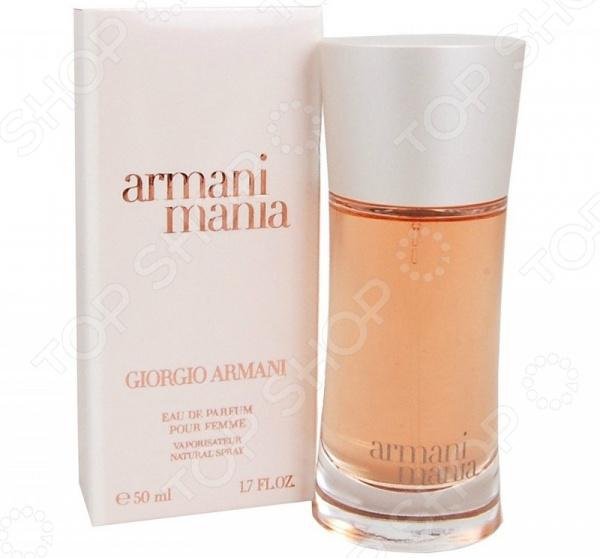 Парфюмированная вода для женщин Giorgio Armani Armani Mania, 50 мл ободки pretty mania ободок
