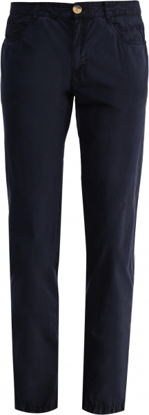 Брюки Finn Flare S16-22033. Цвет: темно-синий