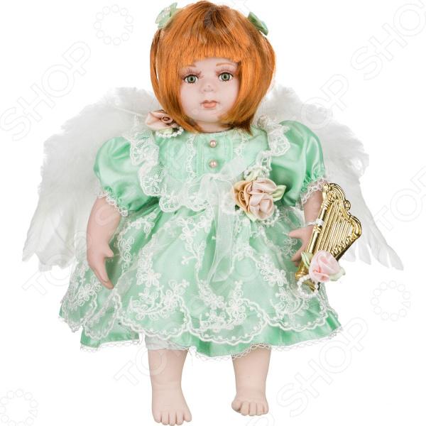 Кукла фарфоровая Lefard «Ангелочек Леля» 485-003