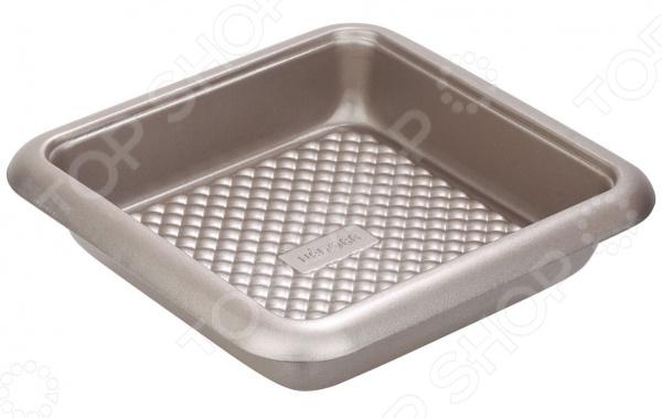 Форма для выпечки квадратная Nadoba Rada форма круглая для пирога 32х3 см nadoba rada 761020