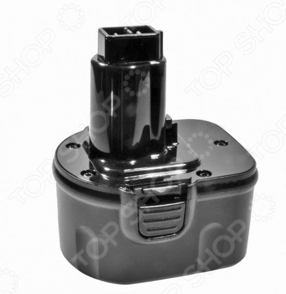Батарея аккумуляторная для инструмента Pitatel для DeWalt DC9071/DE9037/DE9071/DE9074/DE9075/DW9071/DW9072/DE9501/DWCB12/A9252, 2.4Ah, 12V