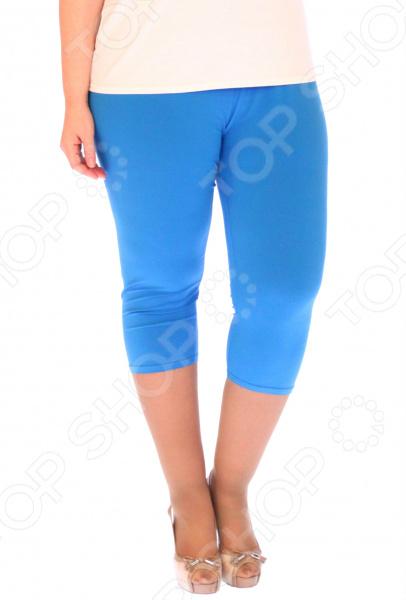 «Алевтина». Цвет: синий Бриджи Pretty Woman «Алевтина». Цвет: голубой