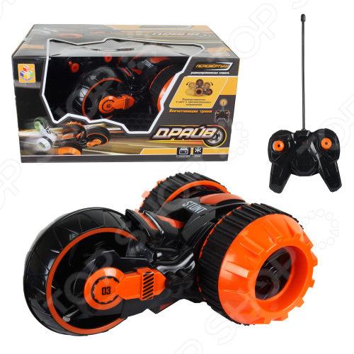 Машинка на радиоуправлении 1 Toy Drive Stunt