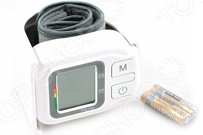 Тонометр автоматический на запястье Medisana HGH 1
