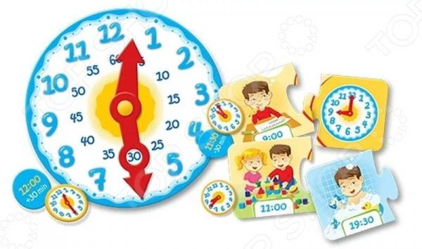 Игра настольная Trefl «Часы» trefl часы