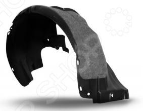 Подкрылок с шумоизоляцией Novline-Autofamily Renault Logan 2014 седан чехол на сиденье skyway renault logan седан rn4 2к