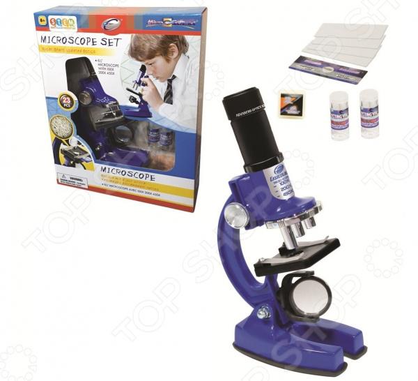 Микроскоп Eastcolight 21351 набор обучающий eastcolight микроскоп 10х 20х
