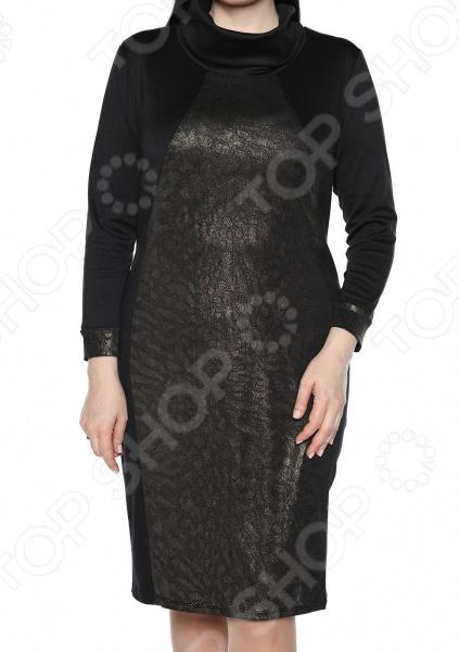 Платье Лауме-Лайн «Аромат женщины». Цвет: черный