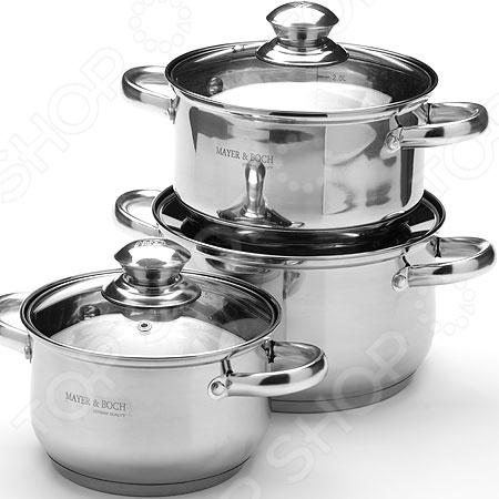 Mayer&Boch Набор посуды для готовки Mayer&Boch MB-25664