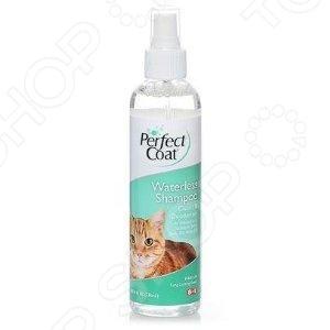 Шампунь для кошек 8 in 1 Waterless
