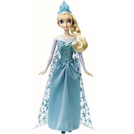 Купить Кукла интерактивная Mattel «Эльза. Холодное сердце»