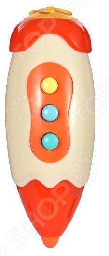 Игрушка музыкальная Жирафики «Карандашик» музыкальная игрушка жирафики грибок со светом