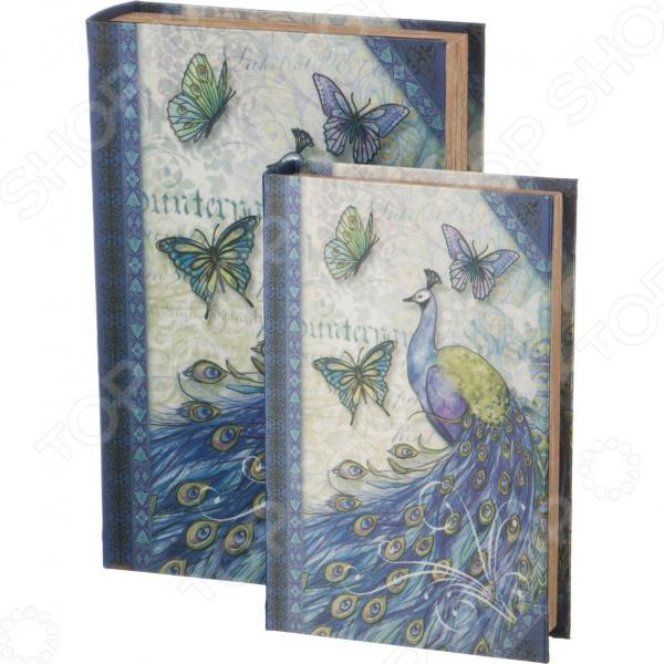 Комплект шкатулок-книг Lefard 184-329