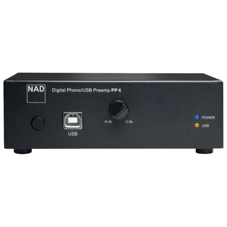 Купить Аудиоусилитель NAD PP4