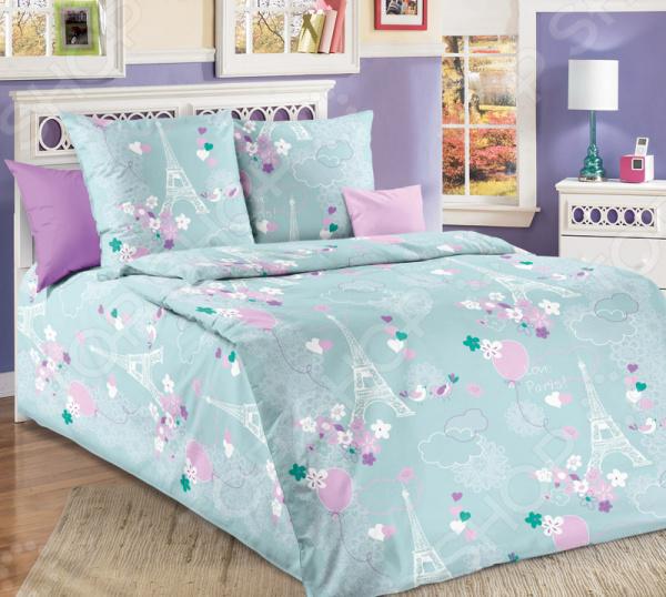 Комплект постельного белья Белиссимо «Романтика 3»