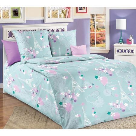 Купить Комплект постельного белья Белиссимо «Романтика 3». 1,5-спальный