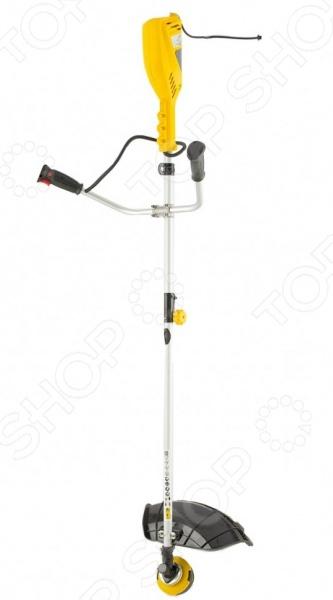 Триммер электрический Denzel TE-1400 триммер электрический электрокоса skil 0731ra