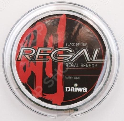 Леска плетеная Daiwa Regal Sensor