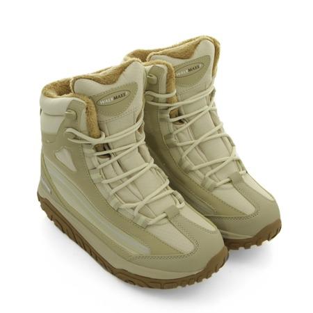 Ботинки зимние Walkmaxx 2.0. Цвет: бежевый
