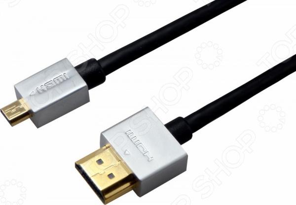 Кабель Rexant HDMI-micro HDMI Ultra Slim
