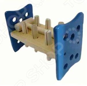 Игрушка деревянная RNToys «Гвозди-перевертыши»