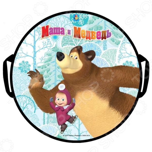 Zakazat.ru: Ледянка круглая 1 Toy «Маша и Медведь»