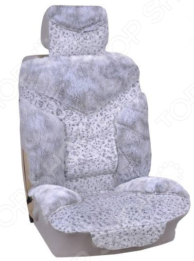 Комплект чехлов на сиденья автомобиля SKYWAY Arctic 1049