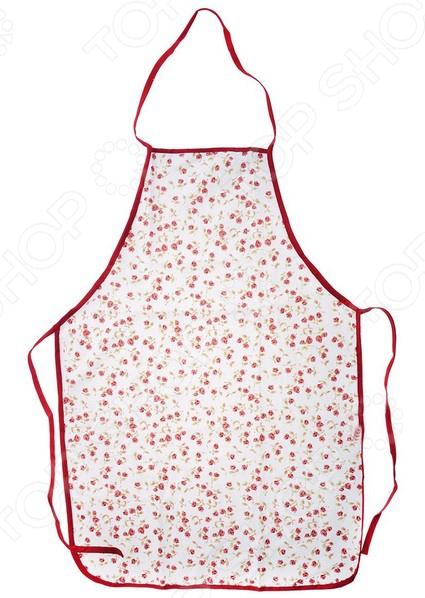 Фартук кухонный Коралл «Английский ситец» оцинкованный фартук на парапет