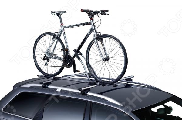 Велобагажник на крышу Thule 532 багажник для велосипеда thule