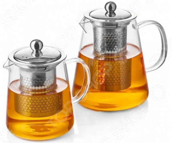 Чайник заварочный Walmer Sapphire чайник заварочный walmer sapphire цвет прозрачный 1 л