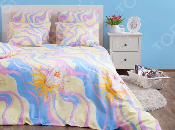 Комплект постельного белья Хлопковый Край «Элегия» 5043/1. Евро Хлопковый Край - артикул: 1006418