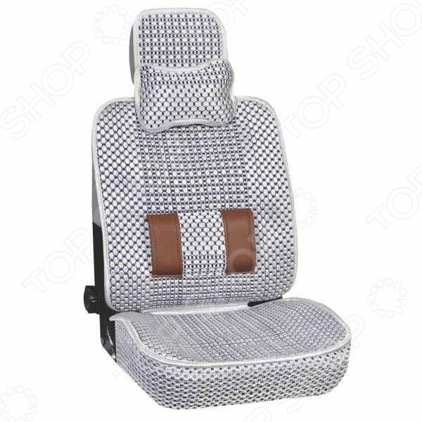 Набор чехлов для сидений SKYWAY «Люкс. Премиум-класс» S01301116 аксессуары