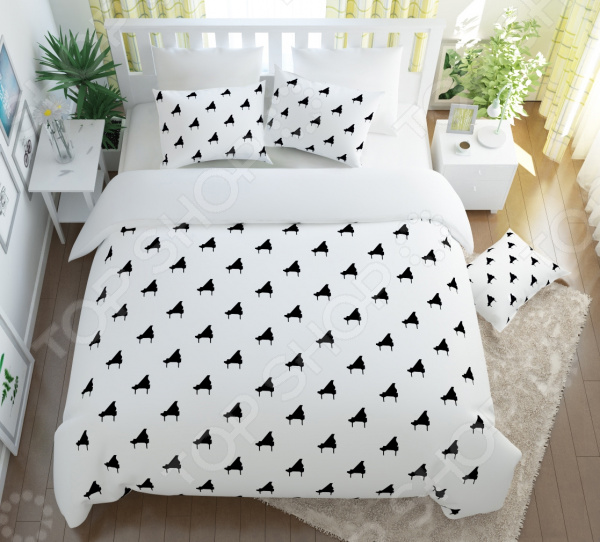 Комплект постельного белья Сирень «Рояль»