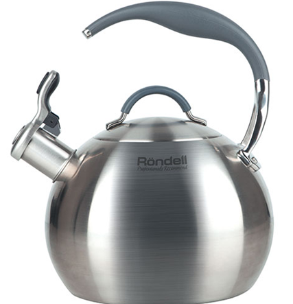 Чайник со свистком Rondell RDS-495