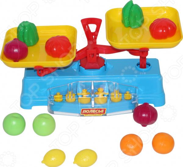 Игровой набор для ребенка Cavallino «Весы» игровой набор cavallino весы набор продуктов