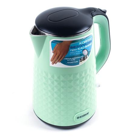 Купить Чайник Endever Skyline с узором