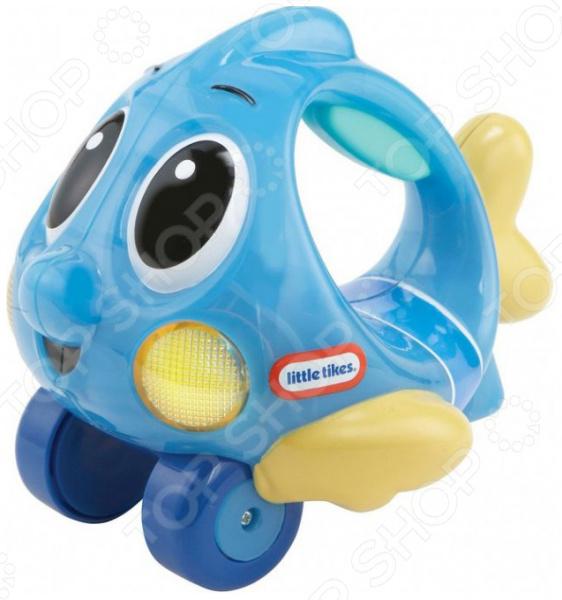 Игрушка развивающая для малыша Little Tikes «Исследователь океана» игрушка фонарик little tikes панда цвет черный белый