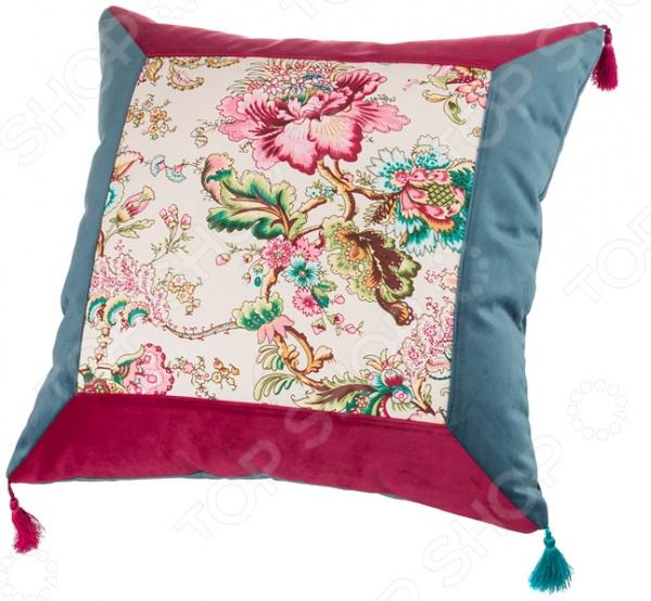 Подушка декоративная «Райский сад» подушка на стул арти м райский сад