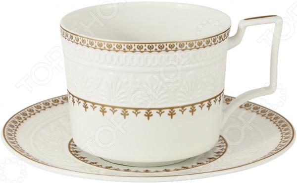 Чайная пара Colombo «Золотой замок»